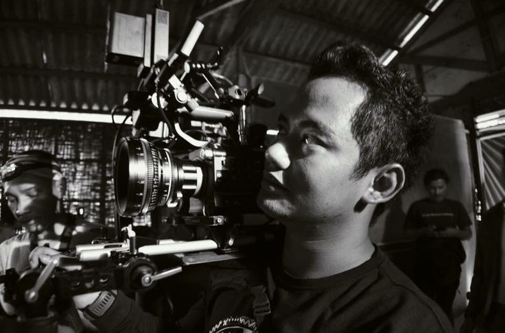 Ridho The DOP  Behind The Scene  The Hunt  CI Channel Asia  Nikon D5100  Taken by me
