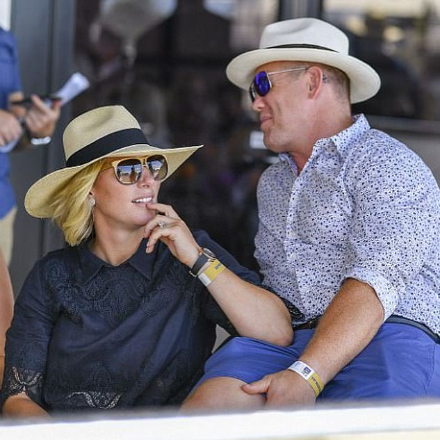 Zara looks absolutely stunning with her husband Mike Tindall just days after announcing their pregnancy while in Australia pictured here at a polo match today. Pics via DailyMailUK via ✨ @padgram ✨(http://dl.padgram.com)