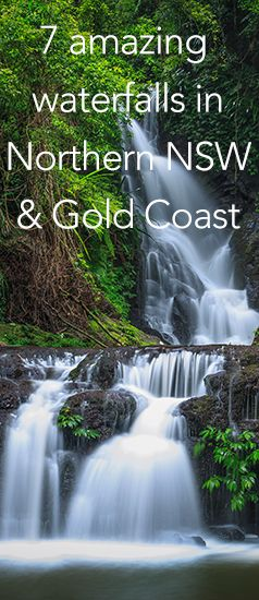 Check out the 7 best waterfalls in Northern NSW and Gold Coast, Australia