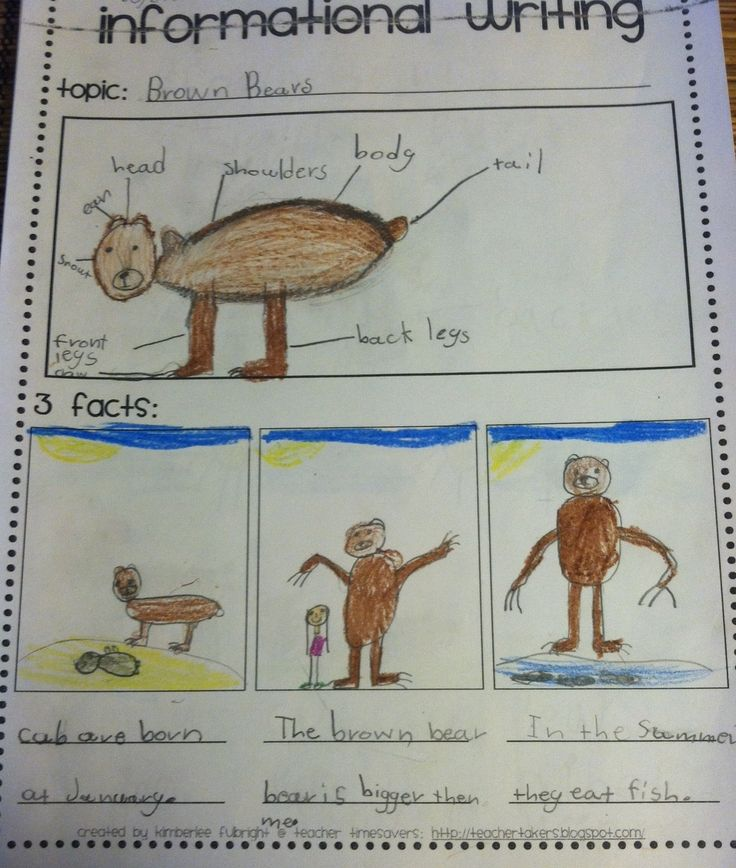 informational writing first grade This common core writing lesson gives first grade students practice writing informative / explanatory texts.