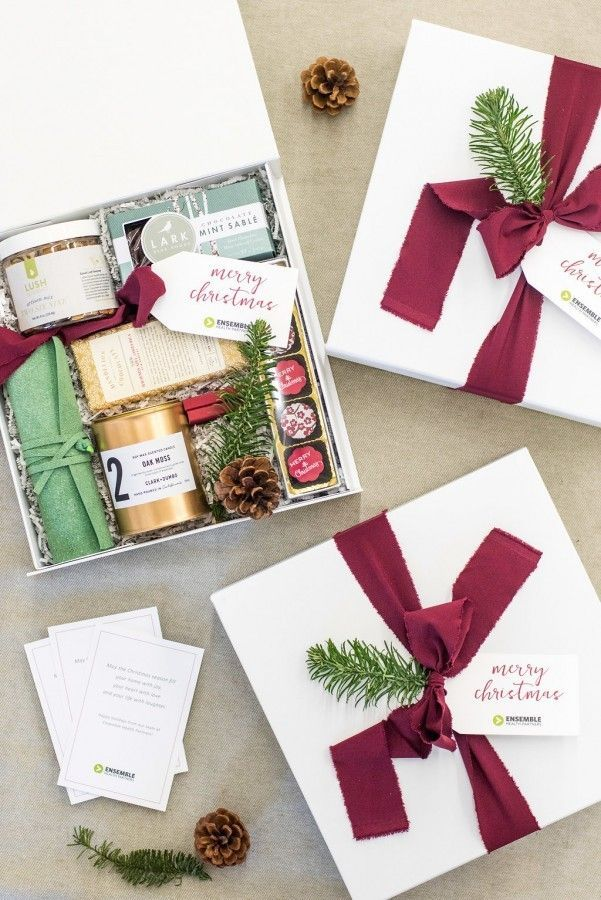 CORPORATE HOLIDAY GIFTS by Marigold & Grey #marigoldgrey #customgifts  #corporategifts #clientgifts # - Official Guide To Sending Corporate Holiday Gifts To Clients