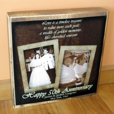 25 Best Ideas About 50th Wedding Anniversary Gift On