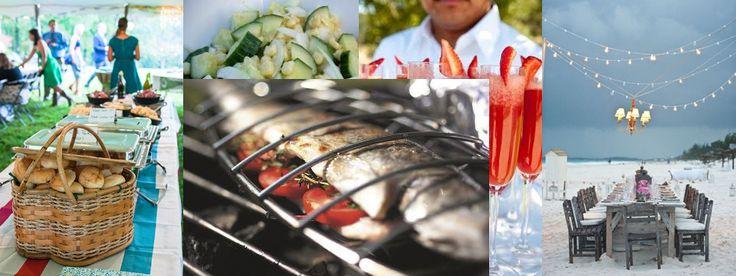Van de BBQ: geroosterde forel met tomaat en tijm. Alweer een heerlijk recept van Advance Beauty ;-)
