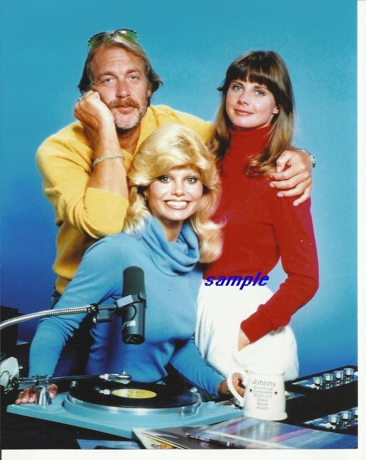 Actor Howard Hessman turns 75 today - he was born 2-27 in 1940. He's best known for his roles of the DJ Johnny Fever on WKRP in Cincinnati and for the schoolteacher Charlie Moore on Head of the Class. Here he is with WKRP cast mates Lonnie Anderson and Jan Smithers.