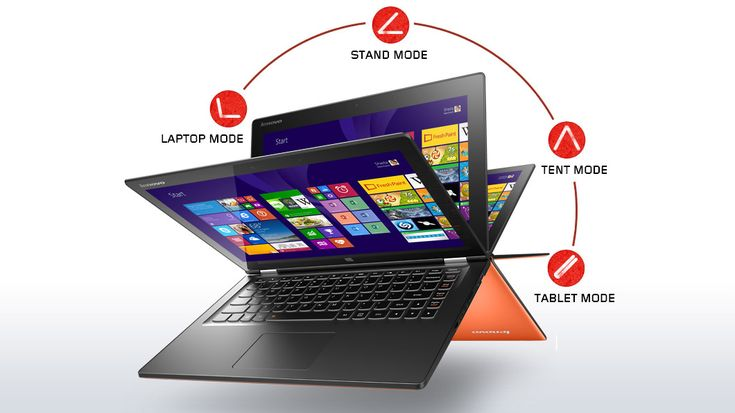 The Best 2-in-1 Hybrid / Convertible Laptops 2017