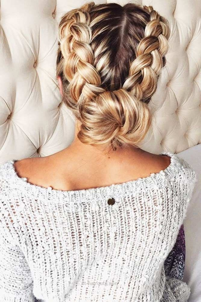 Unbelievable See our ideas of braid hairstyles for Christmas parties! The post See our ideas of braid hairstyles for Christmas parties!… appeared first on ST Haircuts .