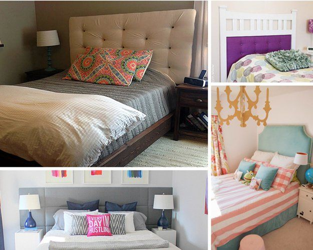 DIY Headboards for Every Home | 17 DIY Bedroom Furniture Makeover For Minimalists