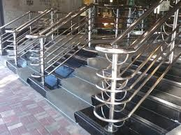 Our company has gained name and fame in offering Stainless Steel Grills in Coimbatore. Our products are completely tested, free from corrosion and easy to fix.