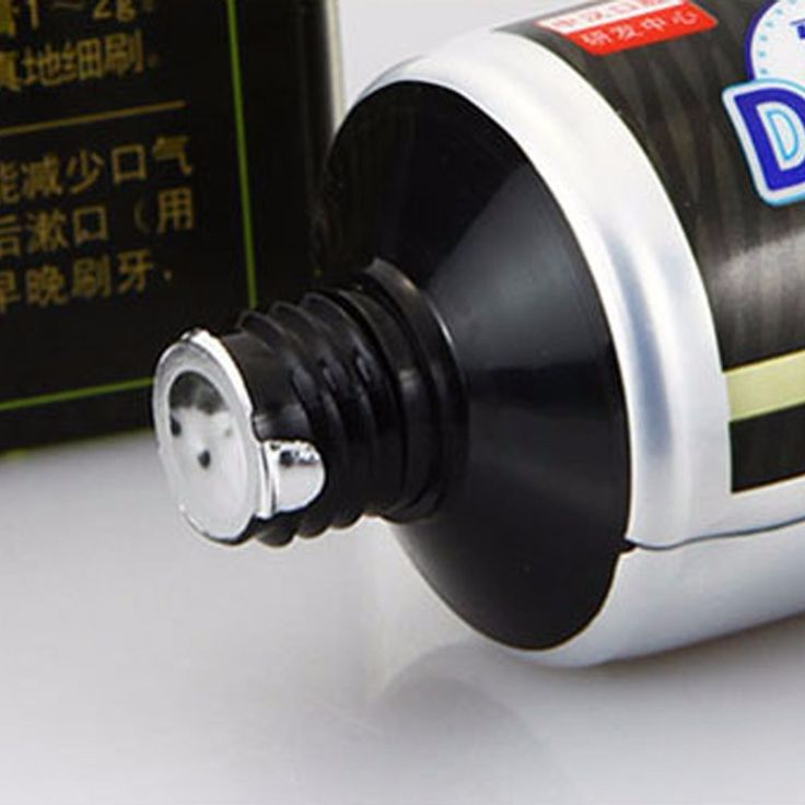 100% New Bamboo Toothpaste Charcoal All-purpose Teeth Whitening The Black Toothpaste for Drop Shipping