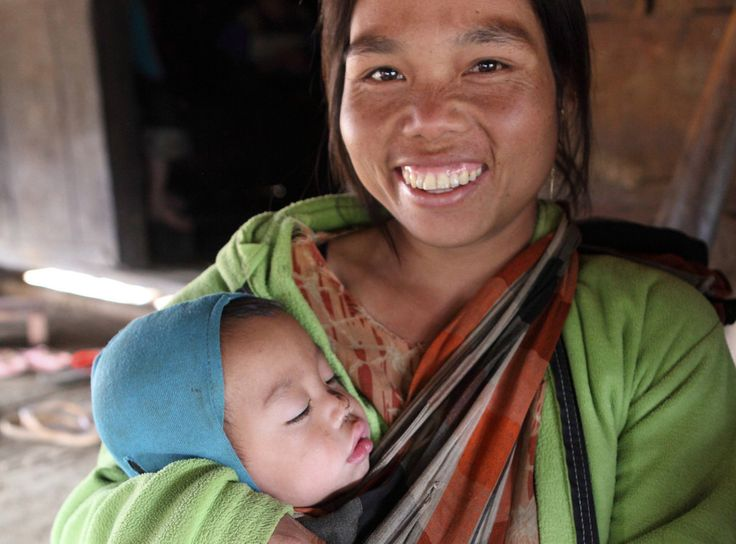 Birth Attendant - From TEAR's Useful Gifts: The original way to buy a goat and other poverty-fighting gifts. #usefulgifts #charity #donate #aid #health @tearaustralia