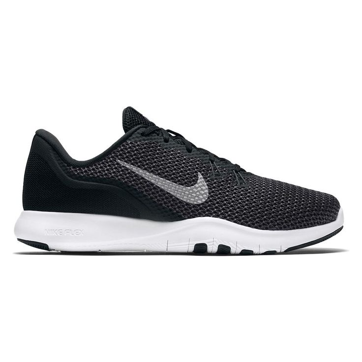 Nike Flex Trainer 7 Women's Cross-Training Shoes, Black