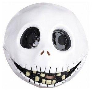 Jack Skellington Full Head Mask