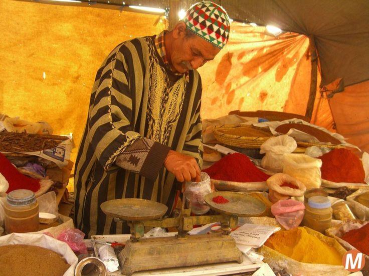 Mille e una spezia - i sapori del marocco
