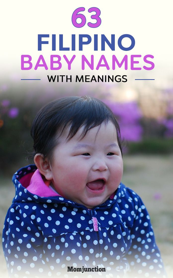 If you're thinking of giving your baby-to-be an exotic name, consider picking one from our comprehensive collection of Filipino baby names for girls and boys