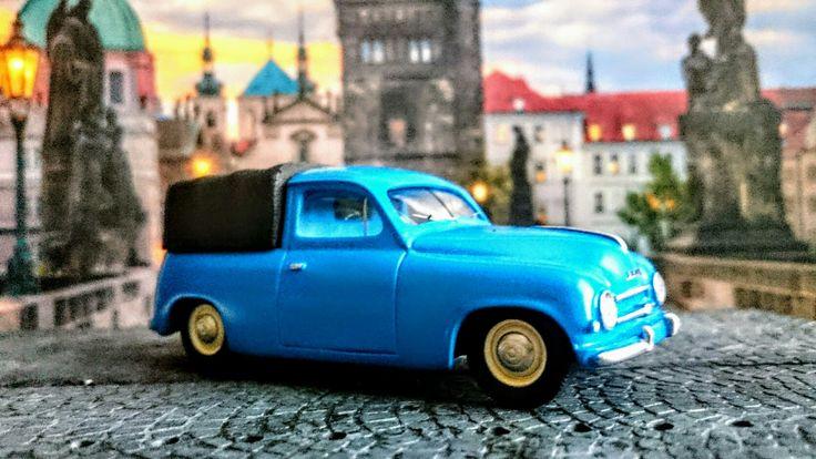 Škoda 1201 pick up