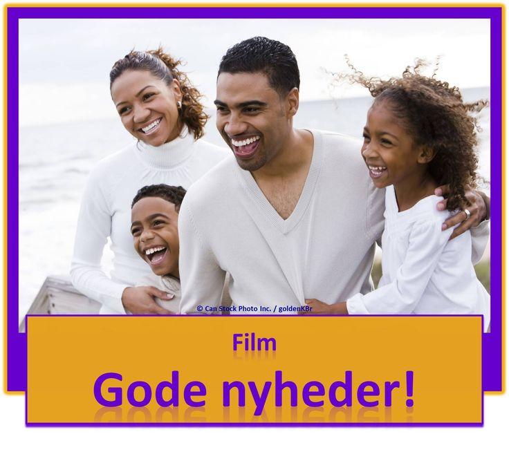 Venligst se denne video: https://www.jw.org/da/publikationer/film/introfilm-til-forkyndelsen/gode-nyheder-intro/. Så Læs denne brochure: https://www.jw.org/da/publikationer/b%C3%B8ger/gode-nyheder-fra-gud/hvad-er-de-gode-nyheder/.