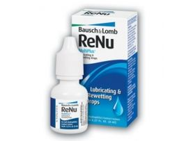 Picaturi oftalmologice Renu Lubrificating & Rewetting Drops 8ml