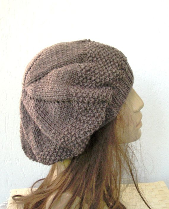 Knitting Pattern Hat Ladies : 17 Best images about Women hat patterns on Pinterest Free pattern, Cable an...