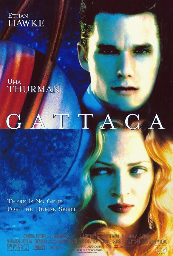 Gattaca : un experimento genético / written and directed by Andrew  Niccol
