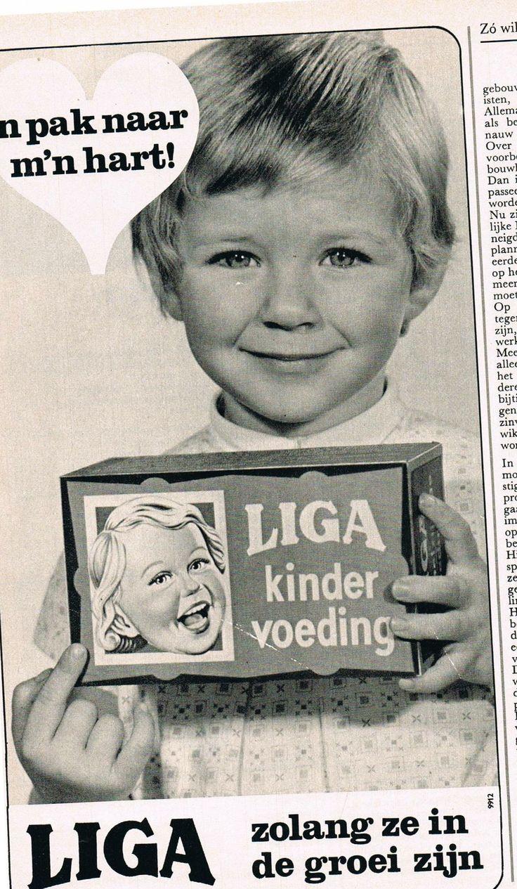 Ik weet nog dat ik als klein meisje voor het eerst een liga at :-)