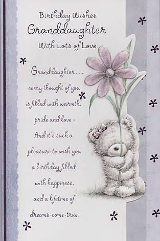 Image result for birthday greetings for Facebook for granddaughter