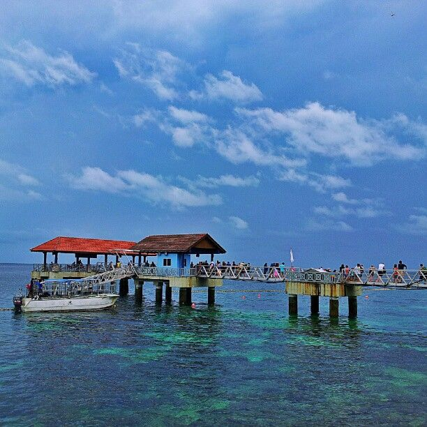 Best place to snorkel, The Coral Island , Pulau Payar , Malaysia