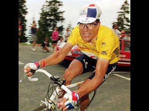 ▶ Tour 1994 Etapa 16 Alpe d´huez - YouTube
