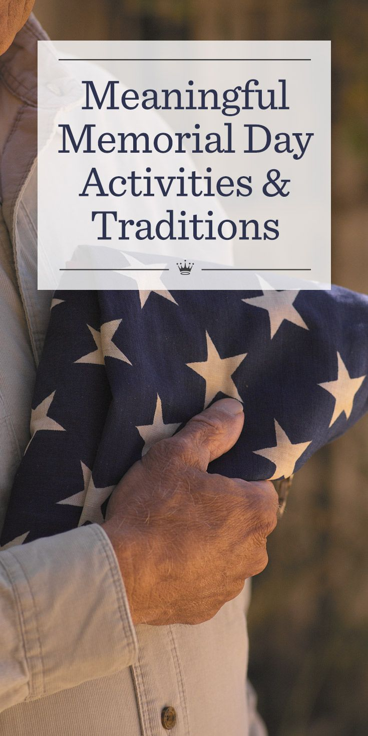 Meaningful Memorial Day Activities and Traditions | Get inspired to make new Memorial Day memories with our reader roundup of Memorial Day celebrations and family traditions.