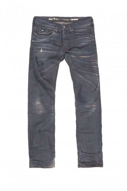 NORTON CARROT Y045 - Online Exclusive - Jeans - Man - Gas Jeans online store - Unique piece denim
