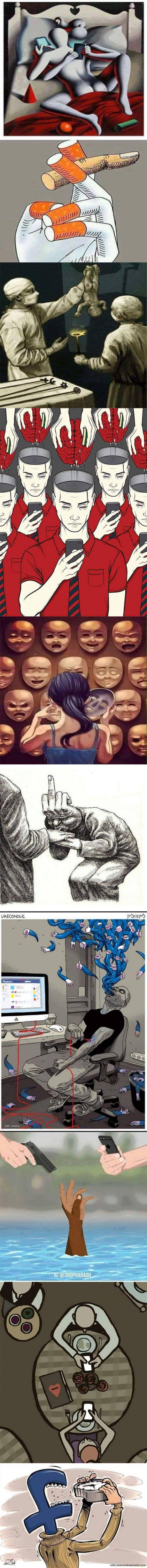 """Some modern day society """"sins"""""""
