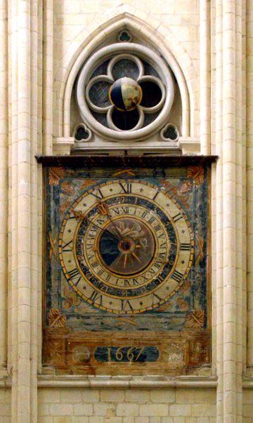 GREAT CLOCKS of CHRISTENDOM: FECAMP ABBEY