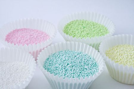 Ricette Carnevale: zucchero colorato