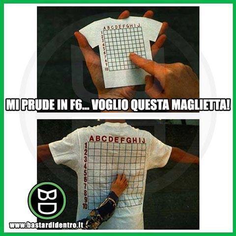La #tshirt per il #prurito alla schiena! Tagga i tuoi amici e #condividi #bastardidentro www.bastardidentro.it