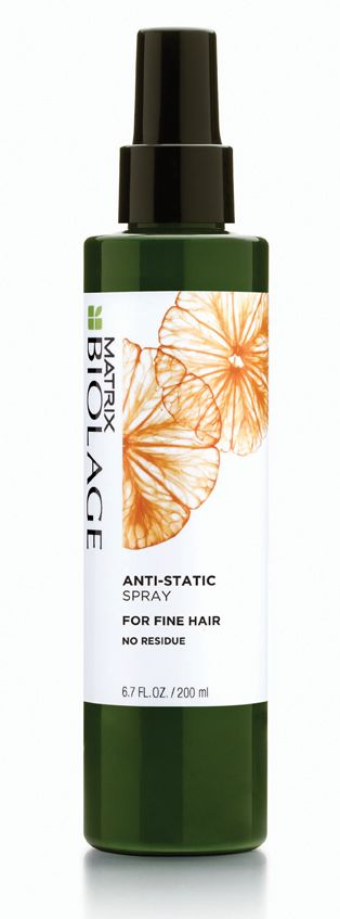 Leave In Treatment Anti Frizz & Static Spray For Fine, Thin Hair - Matrix