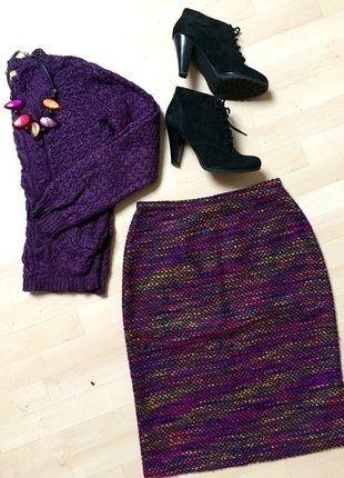 Kupuj mé předměty na #vinted http://www.vinted.cz/damske-obleceni/midi-sukne/13677261-podzimni-sukne-v-pestrych-barvach