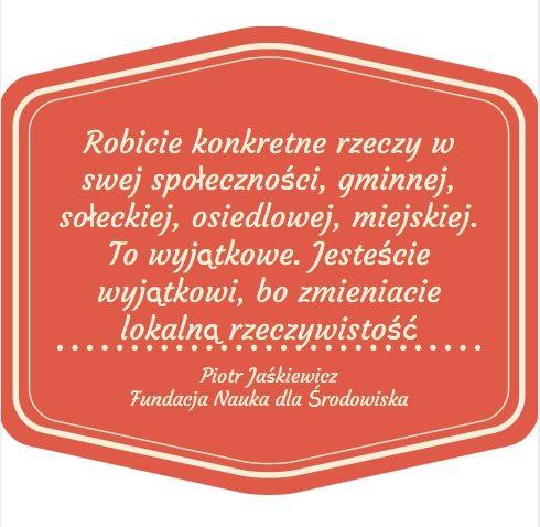 Piotr Jaśkiewicz o DL
