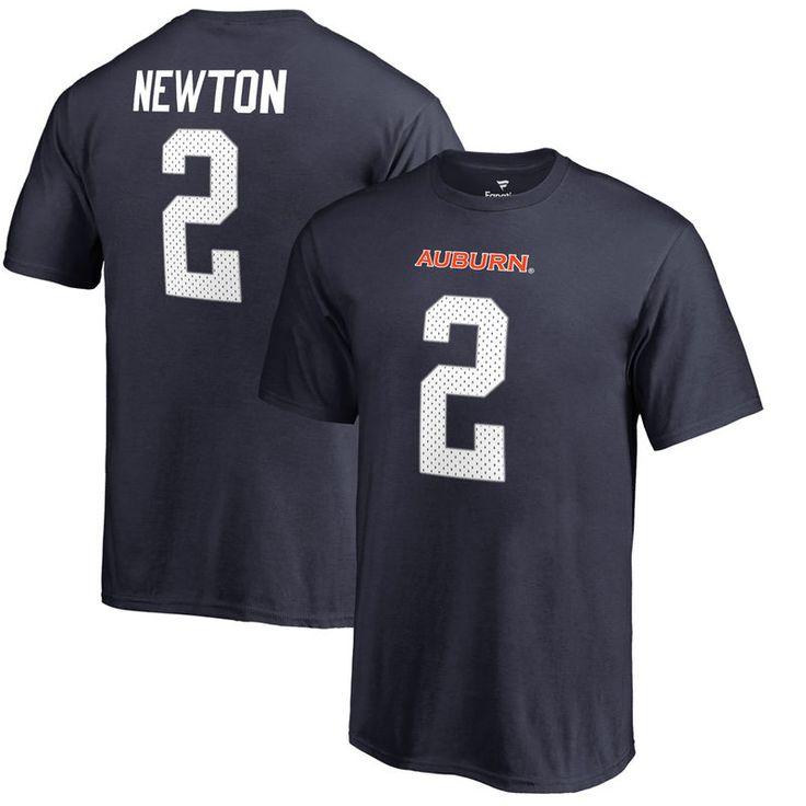 Cam Newton Auburn Tigers Fanatics Branded Youth College Legends T-Shirt - Navy