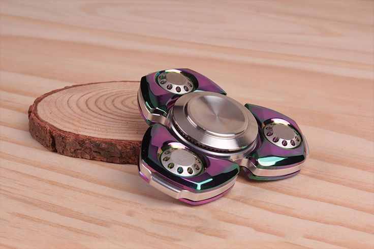 MATEMINCO EDC Ultimate 8 min Rotating Hand Spinner CNC Process Germany Silicon Carbide Hybrid Bearings Fingertips Spiral Fingers Gyro for Focusing/ ADHD/ Autism/ Quitting Bad Habits/ Staying Awake