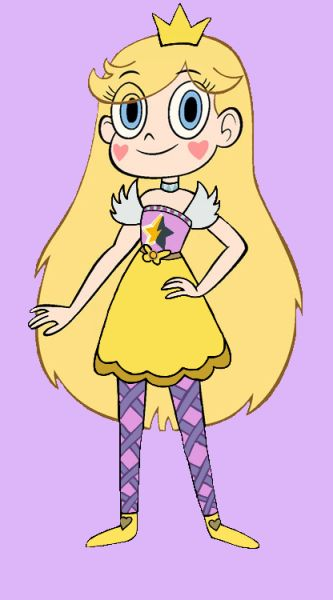 Star as her new wand