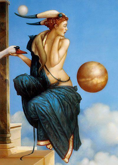 Michael Parkes | OIL