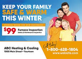 Image result for heating and cooling ads