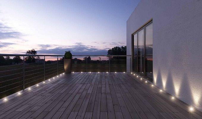 Noxlite LED Garden Spot Mini se puede instalar en el jardín, en la terraza, y también como iluminación de acento o de señalización. Equipada con la última tecnología LED, es especialmente eficiente, desde el punto de vista energético, además de duradera y resistente