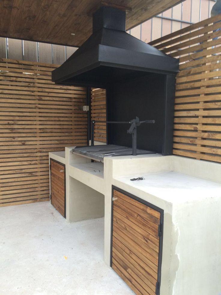 #ampliate #quinchos #asado #parrilla #terraza #constructora #stgochile #diseño