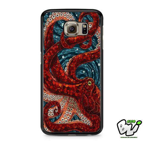 Mosaic Octopus Samsung Galaxy S7 Case
