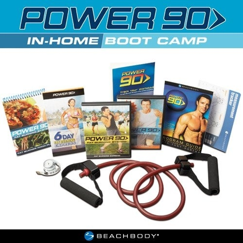 This is STILL my favorite workout!!  I do the level 3/4 sculpt 3 times a week! POWER 90: Tony Horton`s Total Body Transformation 90 Day Boot Camp Workout DVDs $72.80
