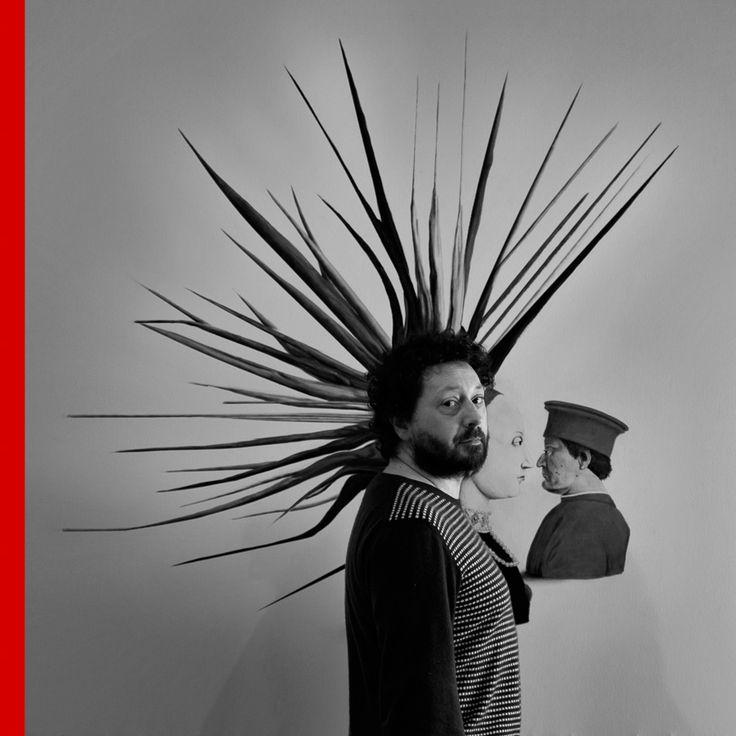 Berti from Montefeltro - SIMONE BERTI  from ARTREWIND #1 project © Giovanni De Angelis #artrewind #art #giovannideangelis #simoneberti