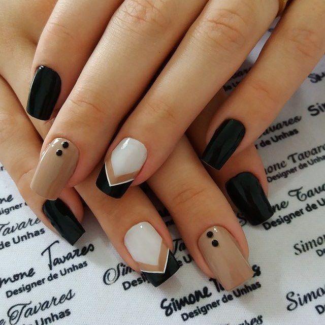 """554 Likes, 1 Comments - Blog Unhas Divas (@blogunhasdivas) on Instagram: """"Um amor chamado unhas decoradas, quem mais gosta ? By @biac_unhasdecoradas"""""""
