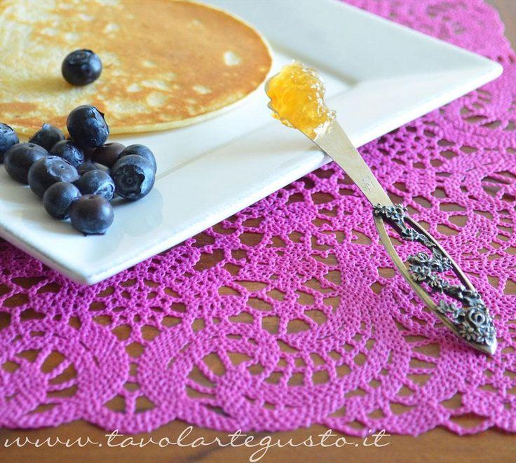 pancakes da riempire