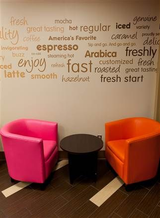 Seeking the business crowd, Dunkin' Donuts rolls out new look (Photo: Dunkin' Donuts)