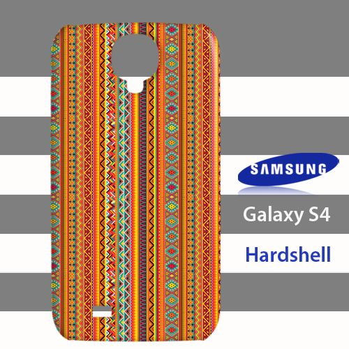 Aztec Texture Samsung Galaxy S4 Case Cover Hardshell